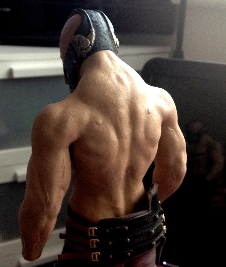 How to Build Huge Traps Like BANE! | Workout Routines | Pinterest ...
