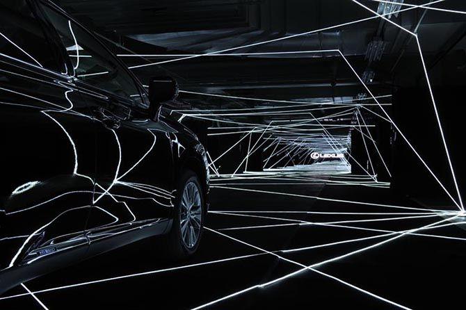 Lexus RX Museum | WORKS - CURIOSITY - キュリオシティ -