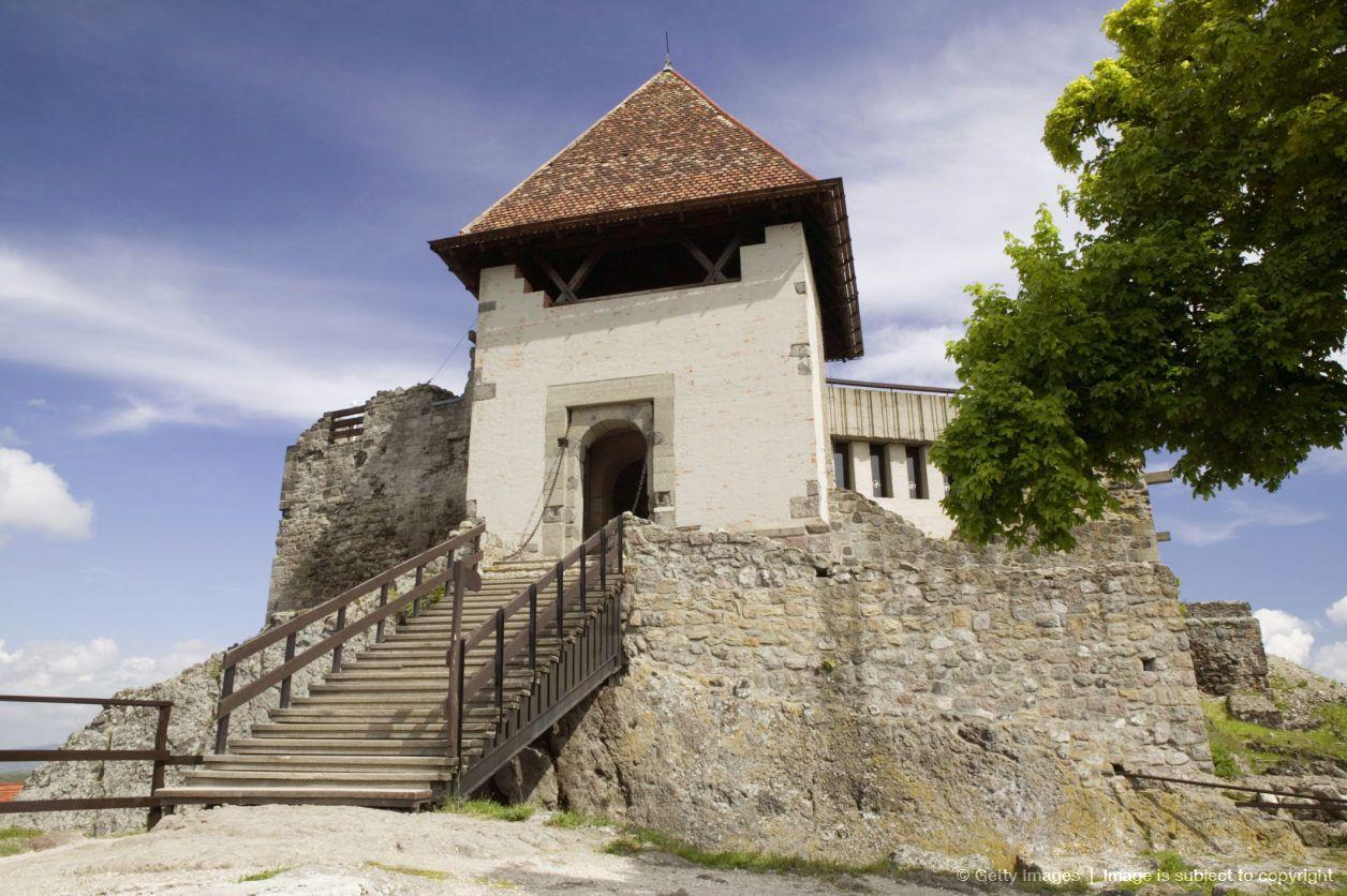 HUNGARY-DANUBE BEND-Visegrad