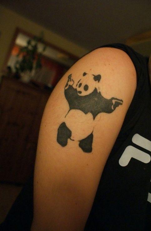 Afbeeldingsresultaat Voor Banksy Tattoo Tattoo Tattoos Tattoo