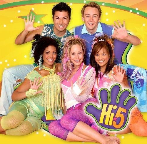 Hi 5 Cast