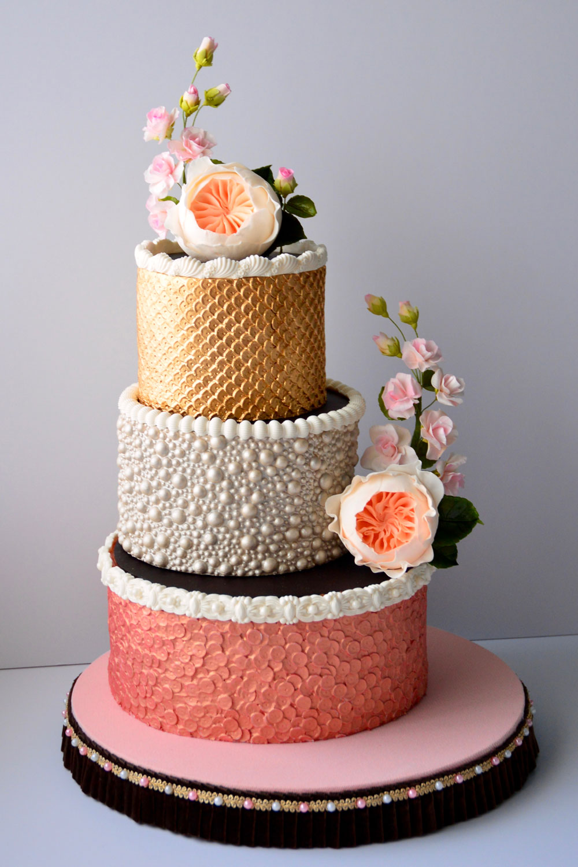 Simpress™ Cake Panel Makers for Exquisite Fondant