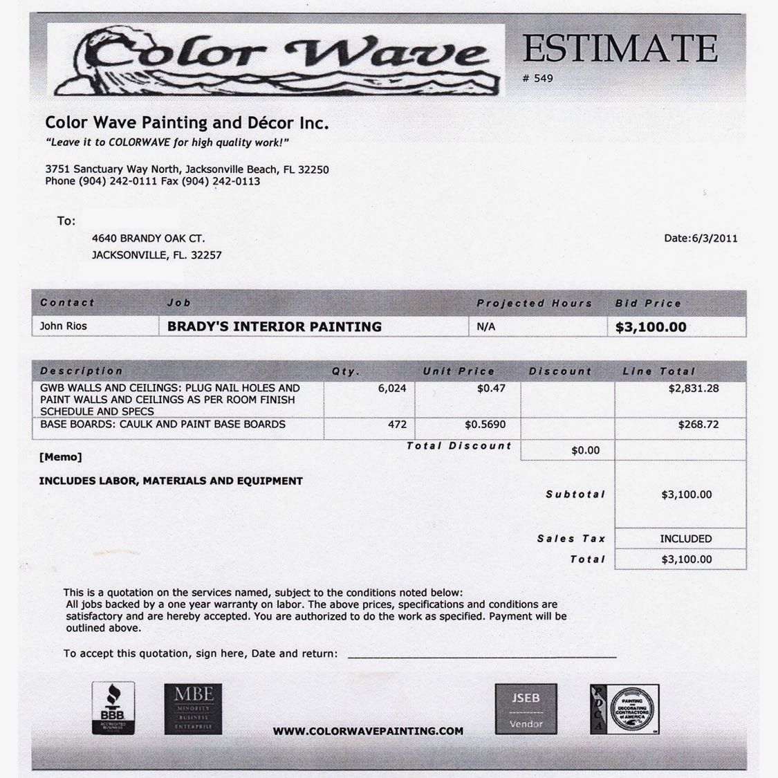 how to bid interior painting http home painting info on house painting estimation id=61027