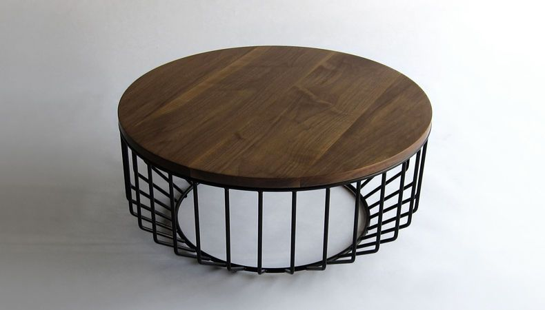 Designer Coffee Table wired coffee tablephase design available at haute living