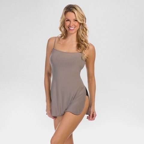 a88fddf571a Women's Side Tie Swim Dress - Aqua Green® : Target   Cute Swim ...