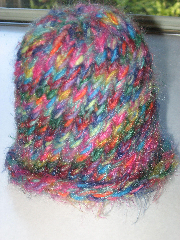 2009 - knitting loom hat | Loom knitting patterns
