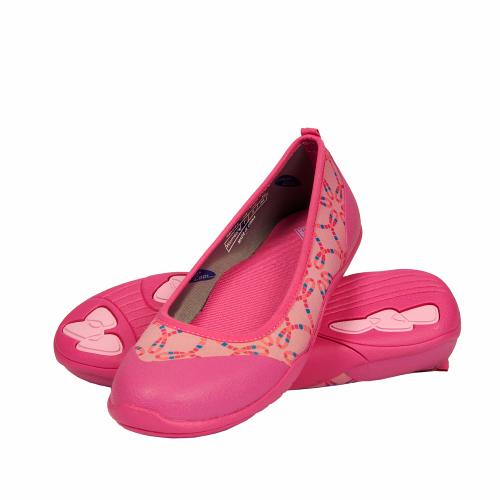 Muck Boots Women's Breezy Ballet Flat All Purpose-Pink Mosaic | Jet.com