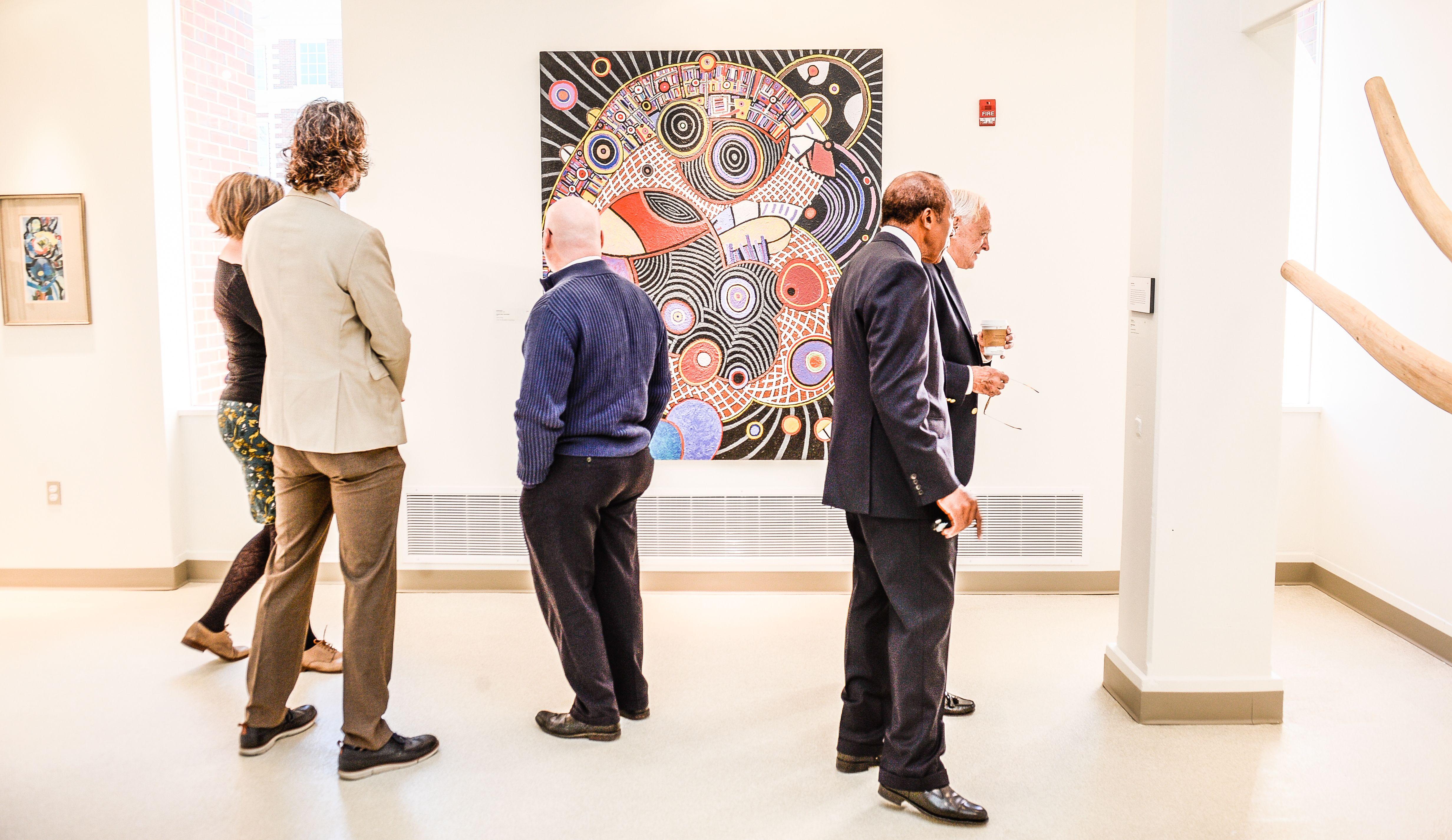 Troy Universitys Trojan Art Day exposes variety of styles