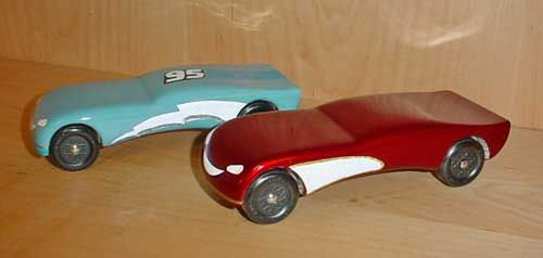 Body design idea | Pine Wood Derby | Pinterest | Pinewood derby ...
