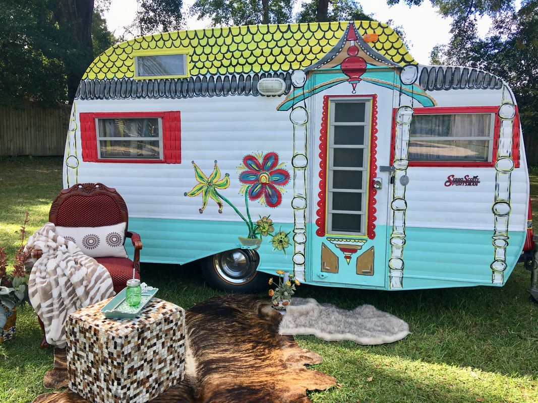 Vintage Camper Trailers For Sale For Sale 1969 Scotty