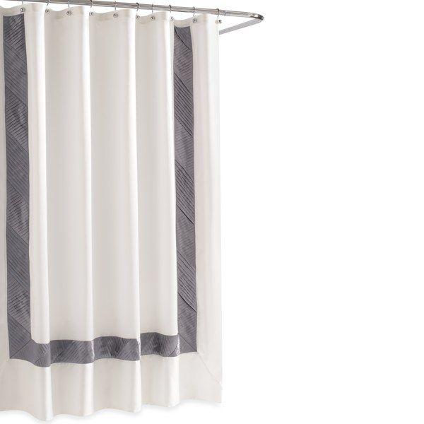 Hotel Seneca 72 X 72 Fabric Shower Curtain Bed Bath Beyond