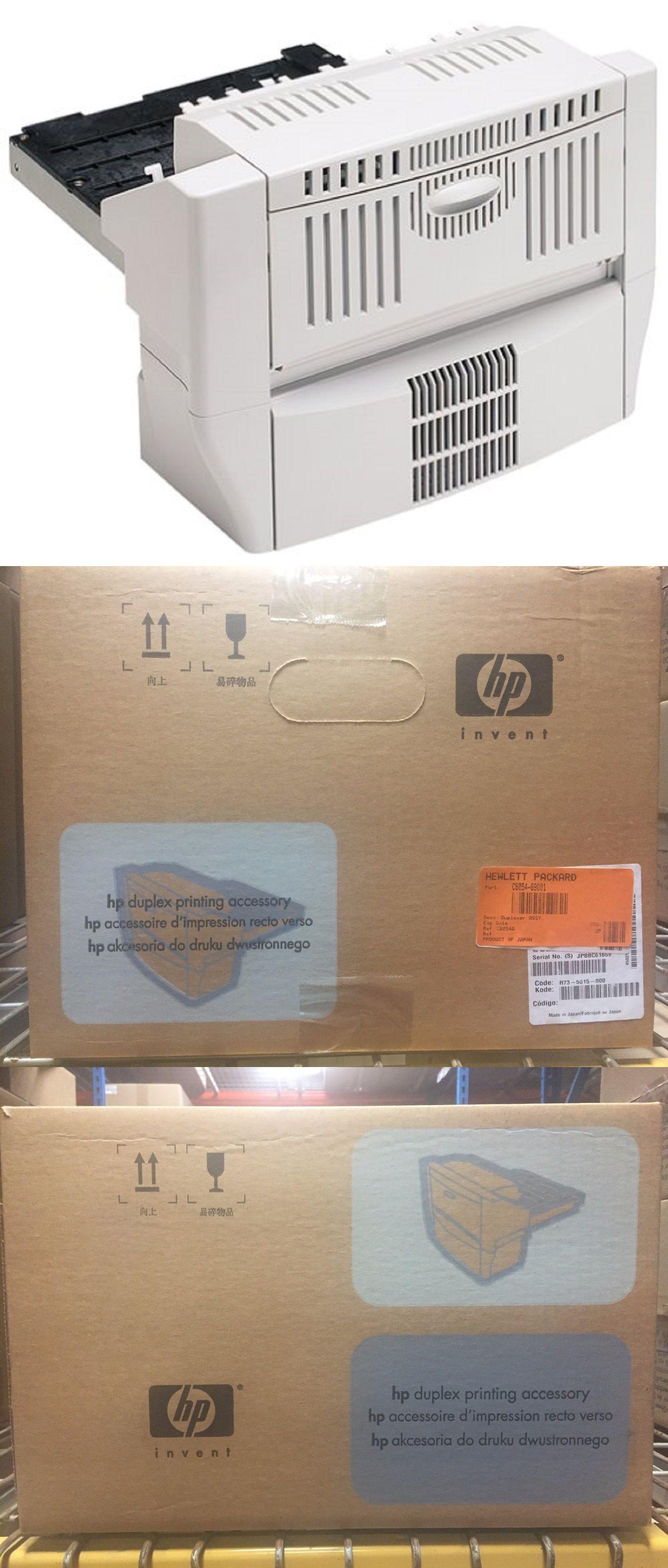 HP R73-5015 C8054A  Duplex Duplexer Unit for Laserjet Printer 4100 series