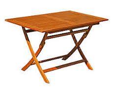 Resultado de imagen para mesas desarmables de madera