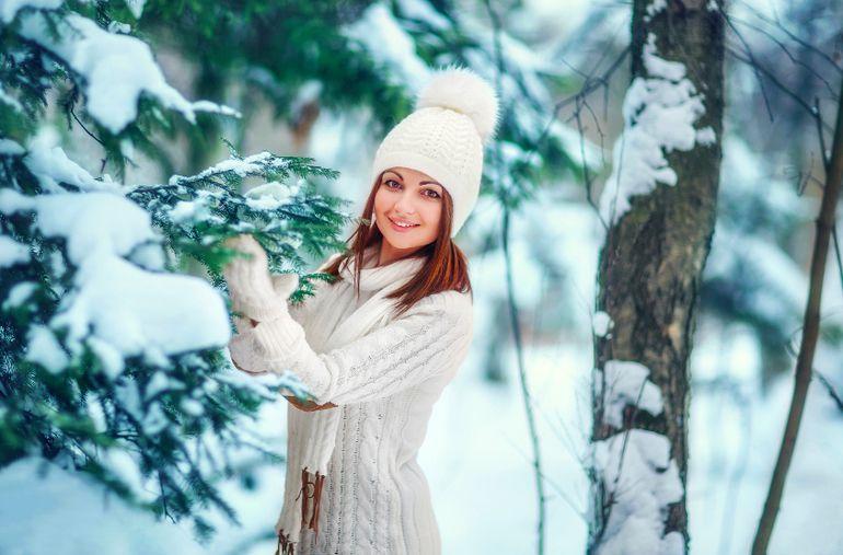 Фотосессии в зимнем лесу работа вебкам моделью для мужчин в москве
