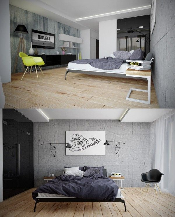Designing Your Own Bedroom Finally This Stylish Bedroom Is Just Trendy Enough For Comfort