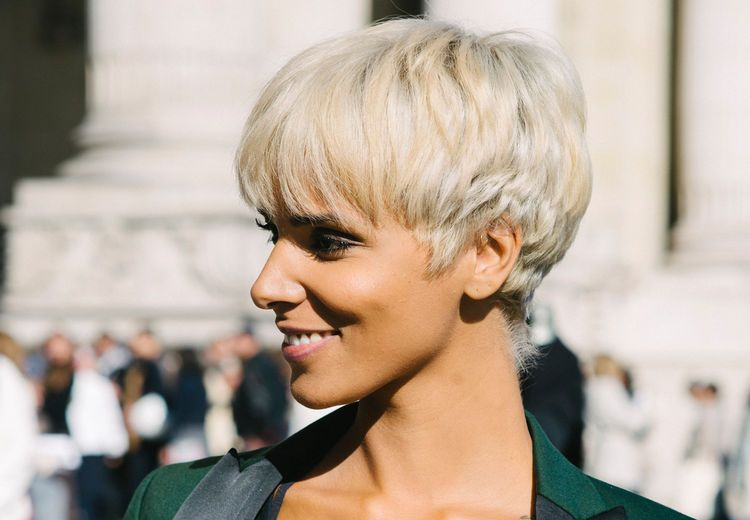 Pin by Chantalb x on Hair | Sassy hair, Short hair styles, Hair styles