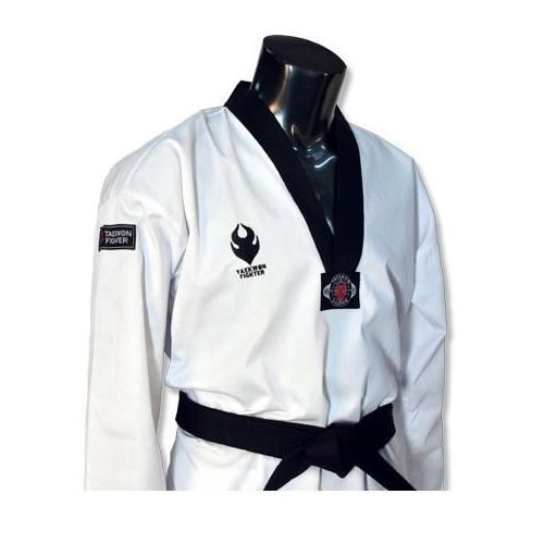 MOOTO NF Pride Master Uniform WTF Approved Taekwondo Dobok Tae Kwon Do TKD