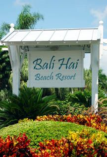 Bali Hai Beach Resort | Anna Maria Island | Beach resorts, Beach, Bali