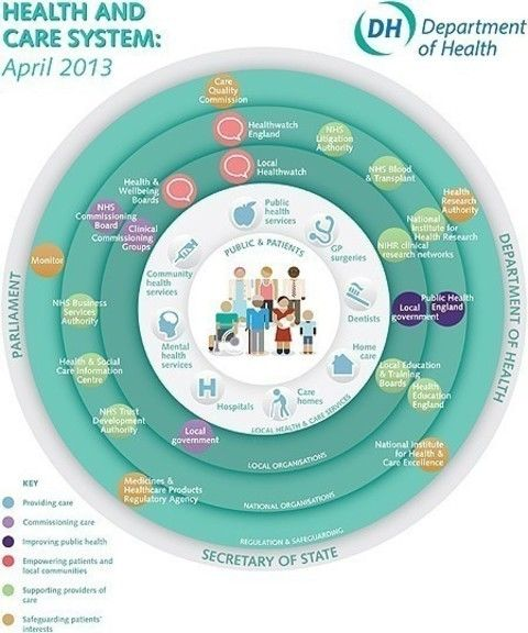 The NHS at 65: a guide to the new health and social care system | Politics | Learnist