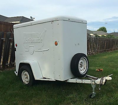 Nationwide Trailer Rental Vintage Fiberglass Trailer 10 1950 S U Haul Used Nationwide For Sale In Eagle Point Oreg Trailer Recreational Vehicles Nationwide