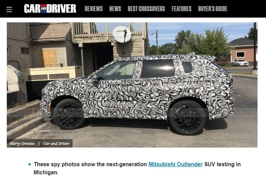 Le Futur Mitsubishi Outlander 2020 Apercu Mitsubishi Outlander Mitsubishi Eclipse Et Outlander