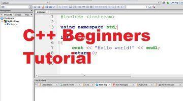 Get The C Tutorial For Beginners Today Tutorials Tutorial Cplusplus Programminglanguages Coding Programmin C Tutorials Tutorial Programming Languages