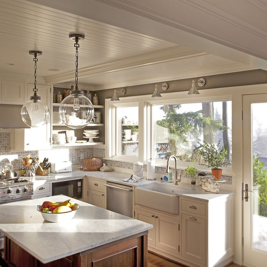 Best Paint Colors For Every Type Of Kitchen  Interiors Neutral Extraordinary Kitchen Cabinets Color Combination Design Ideas