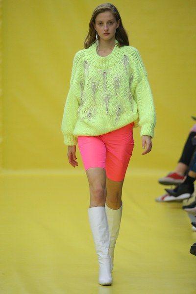Dalood Tbilisi Spring 2019 Fashion Show | // knit | Fashion, Fashion