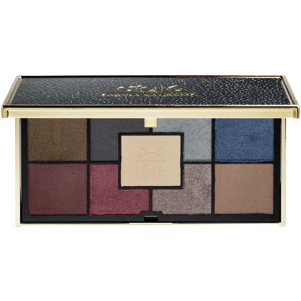 Ciaté London Olivia Palermo x Ciaté London The Smouldering Eye Palette (4410 RSD) ❤ liked on Polyvore featuring beauty products, makeup, eye makeup, eyeshadow, beauty, cosmetics, palette eyeshadow ve ciaté