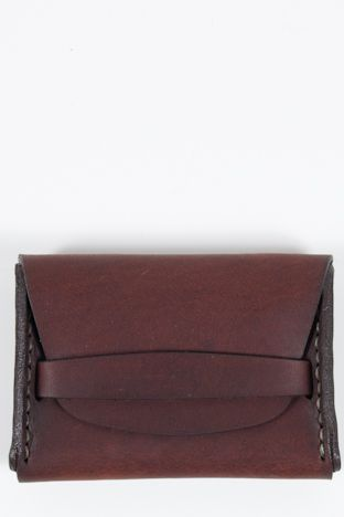 Lyonstate Makr Carry Goods Leather Wallet