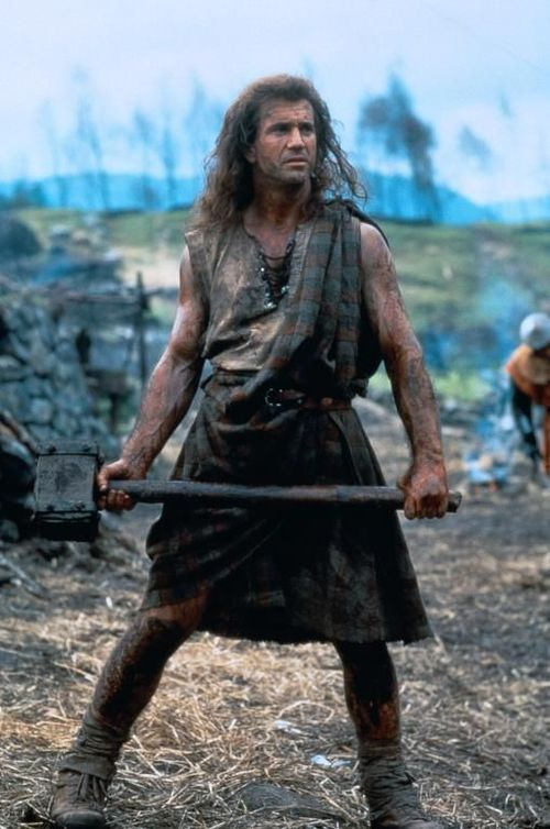 The Movie: Braveheart The Mistake: Mel Gibsonrsquos character William Wallace…
