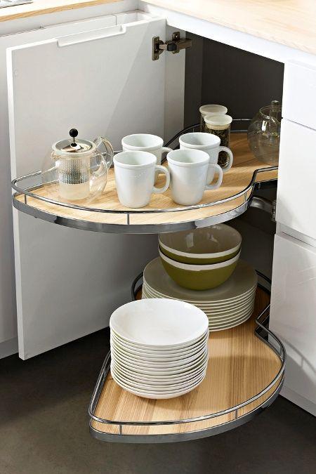 Wonderlijk Afbeeldingsresultaat voor keuken hoekkast oplossingen (met WY-95
