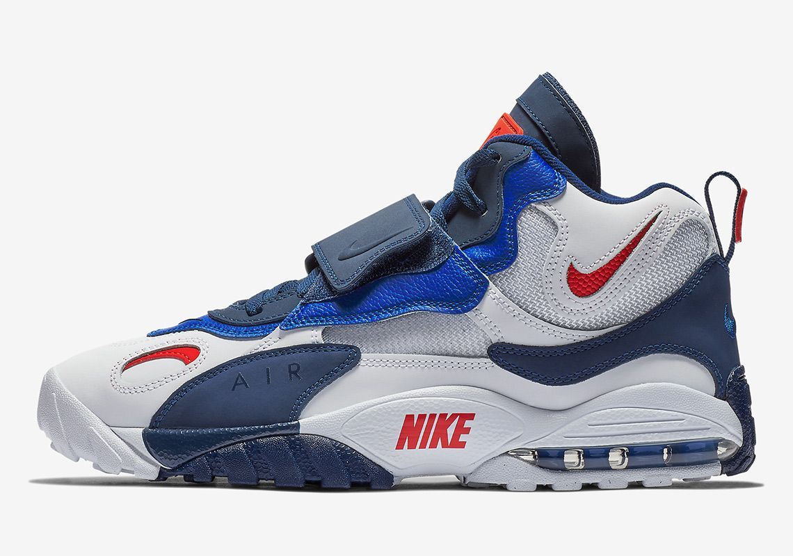 new style 8e787 fd94c Nike Speed Turf Max New York Giants Available Now  thatdope  sneakers   luxury  dope  fashion  trending