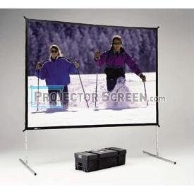 Dalite 88629k F F Dlx Comp Scrn Dt 69x120 Projection Screen Rear Projection High Contrast