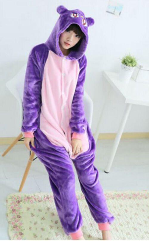 finest selection 2dcee b1cb1 Pigiama kigurumi costume carnevale adulti cosplay animali ...
