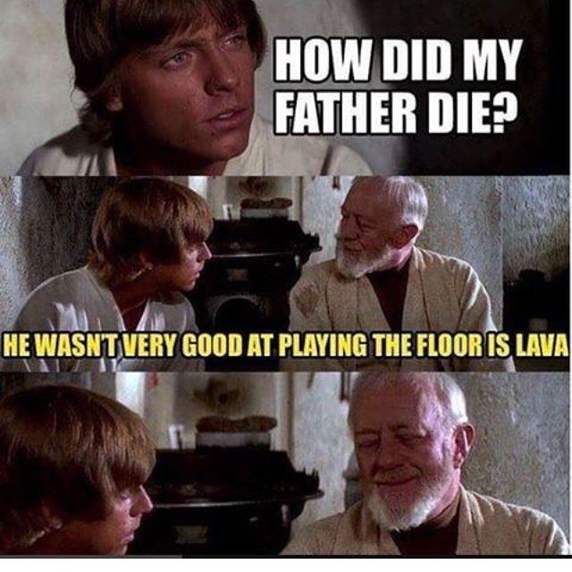 Daily Clone Wars Memes On Instagram Lmao Follow Cansolo Memes For More Star Wars Jokes Star Wars Humor Star Wars Memes
