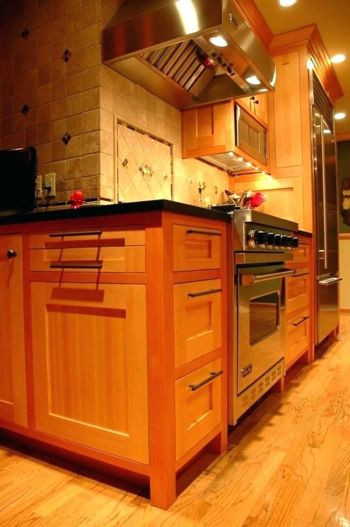 douglas fir kitchen cabinets full image for images about kitchen ...