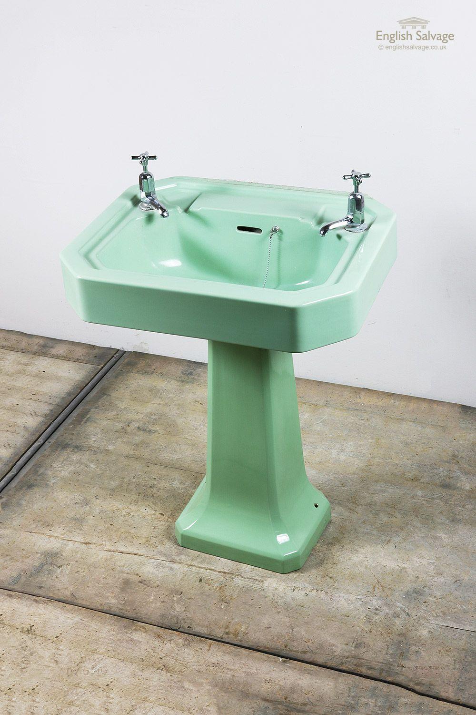 Merveilleux Shower Fittings, Pedestal Basin, Art Deco Bathroom, Victorian Bathroom,  Towel Rail,