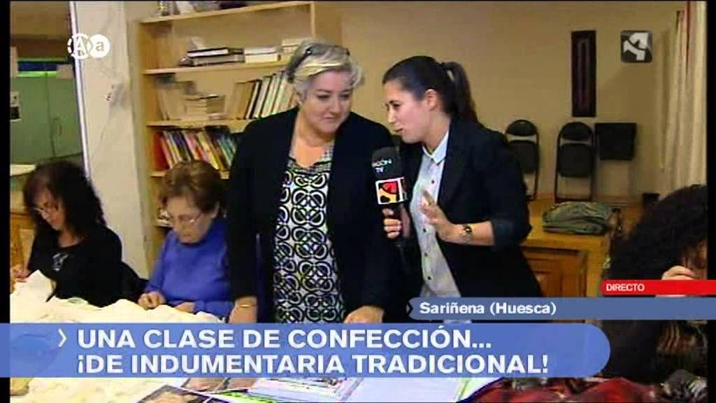 ARAGÓN en ABIERTO   Laura López - Directo (11/12/2012)
