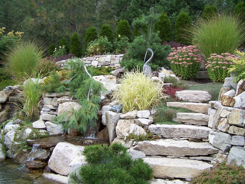 Landscaping Ideas With Rock Synergy Landscape