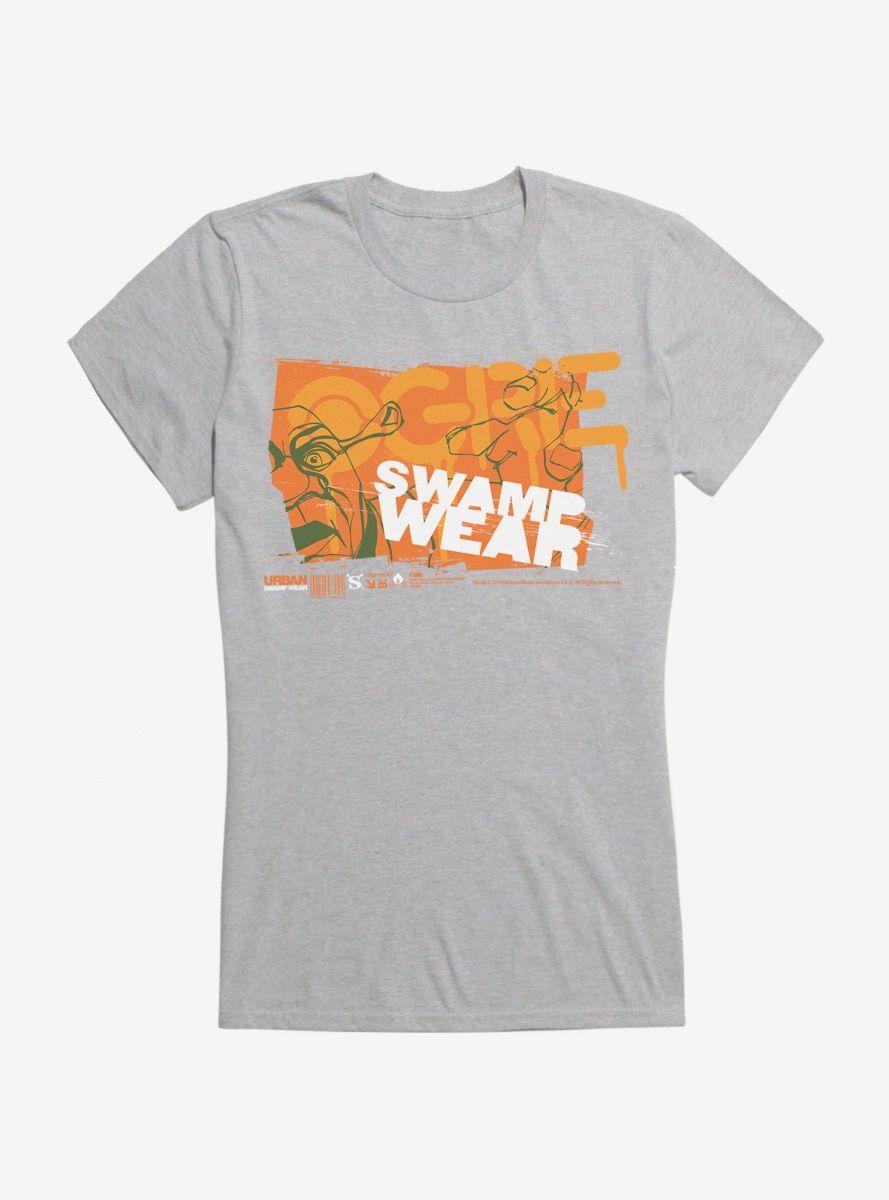 12ef1276e Shrek Orange Ogre Swamp Wear Girls T-Shirt | Products