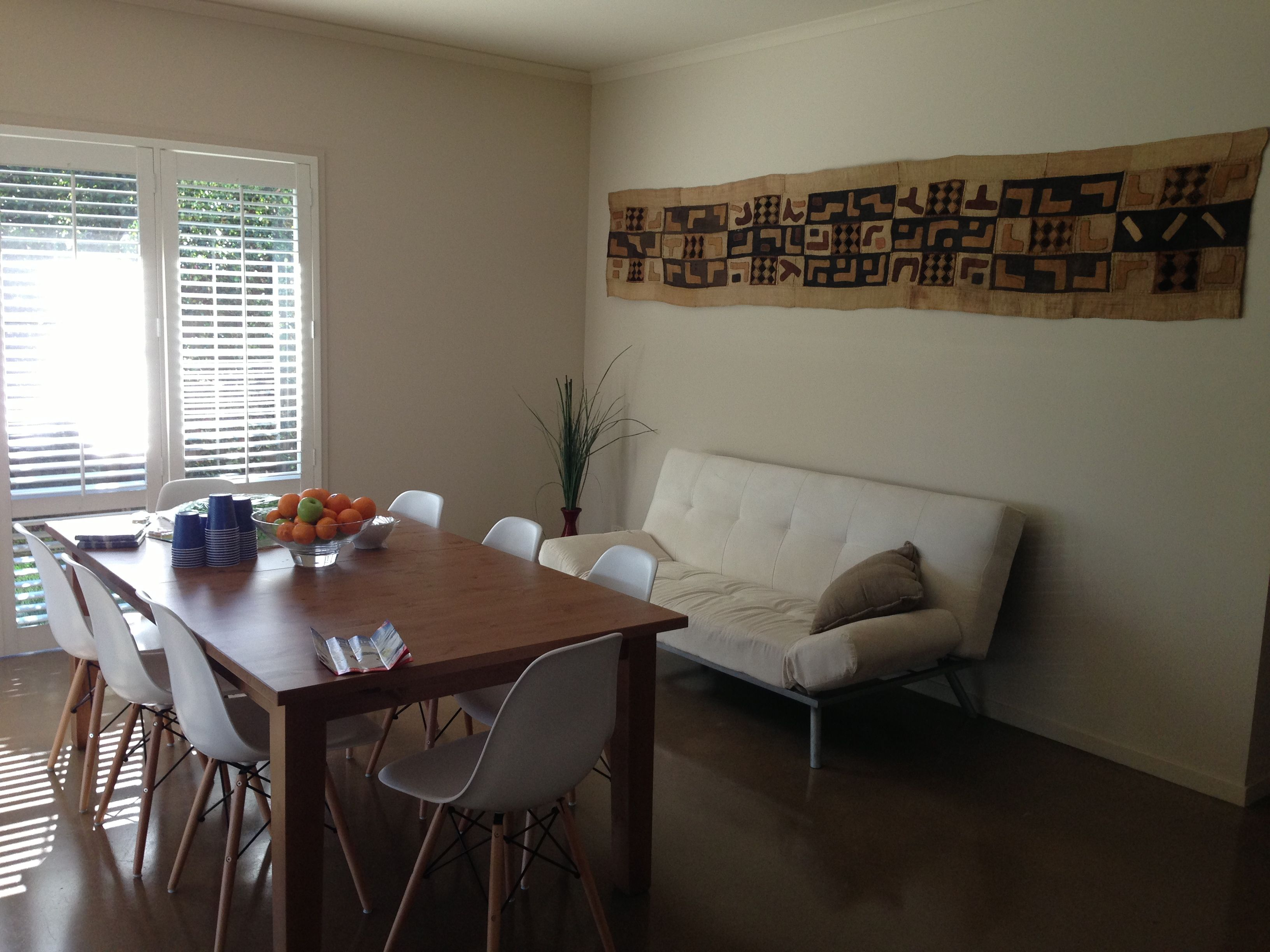 My Dining Room Ikea Stornas Extendable Table And Replica Eames