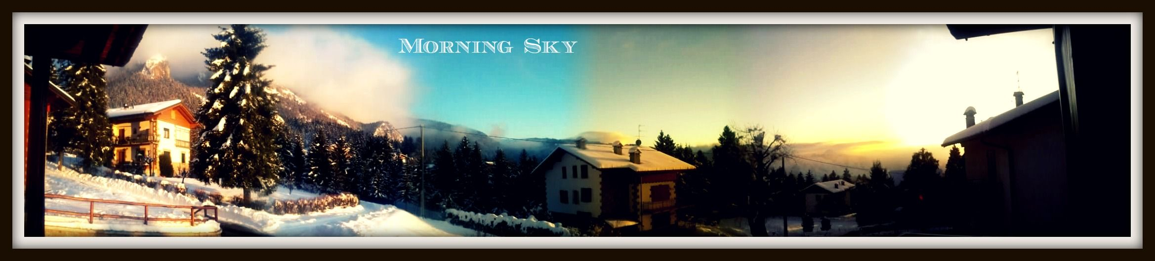 Day5: Morning Sky! (22.12.12)