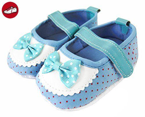 axy Baby Stoff Krabbelschuhe Babyschuhe 0 bis 12 Monate - Little Princess