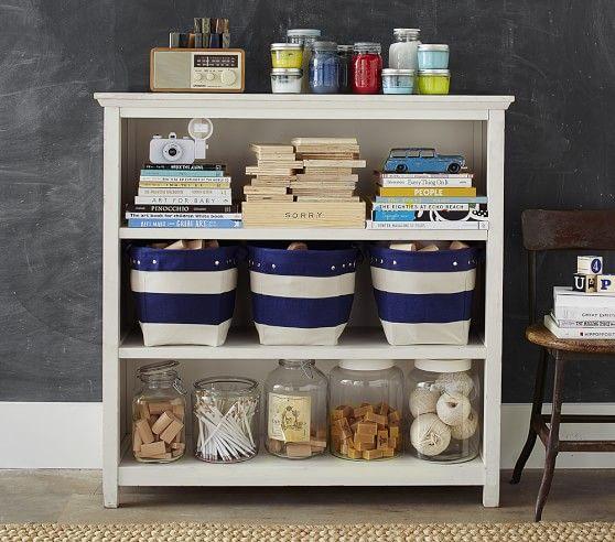 Cameron 3 Shelf Bookcase 3 Shelf Bookcase Pottery Barn