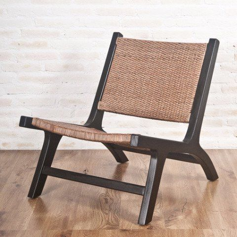 Teak Rattan Lounge Chair Buy Online Hemma Sg Hemma Online Furniture Store Singapore Rattan Lounge Chair Chair Teak
