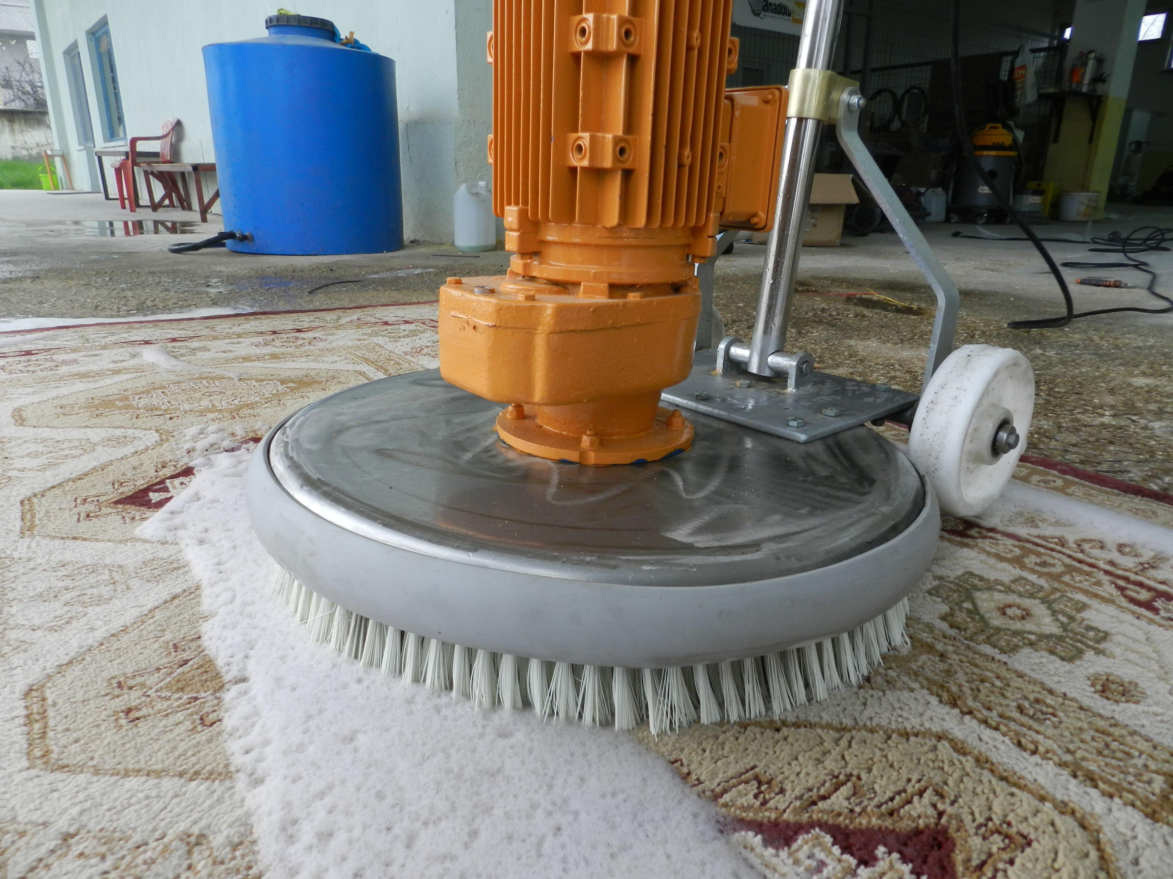 Halı temizleme tüyoları