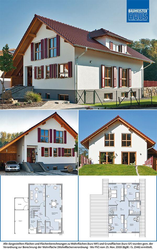 Haus eichner kompromisslos offen zeitgem mit tradition mit satteldach zwerchgiebel - Farbkonzept haus ...