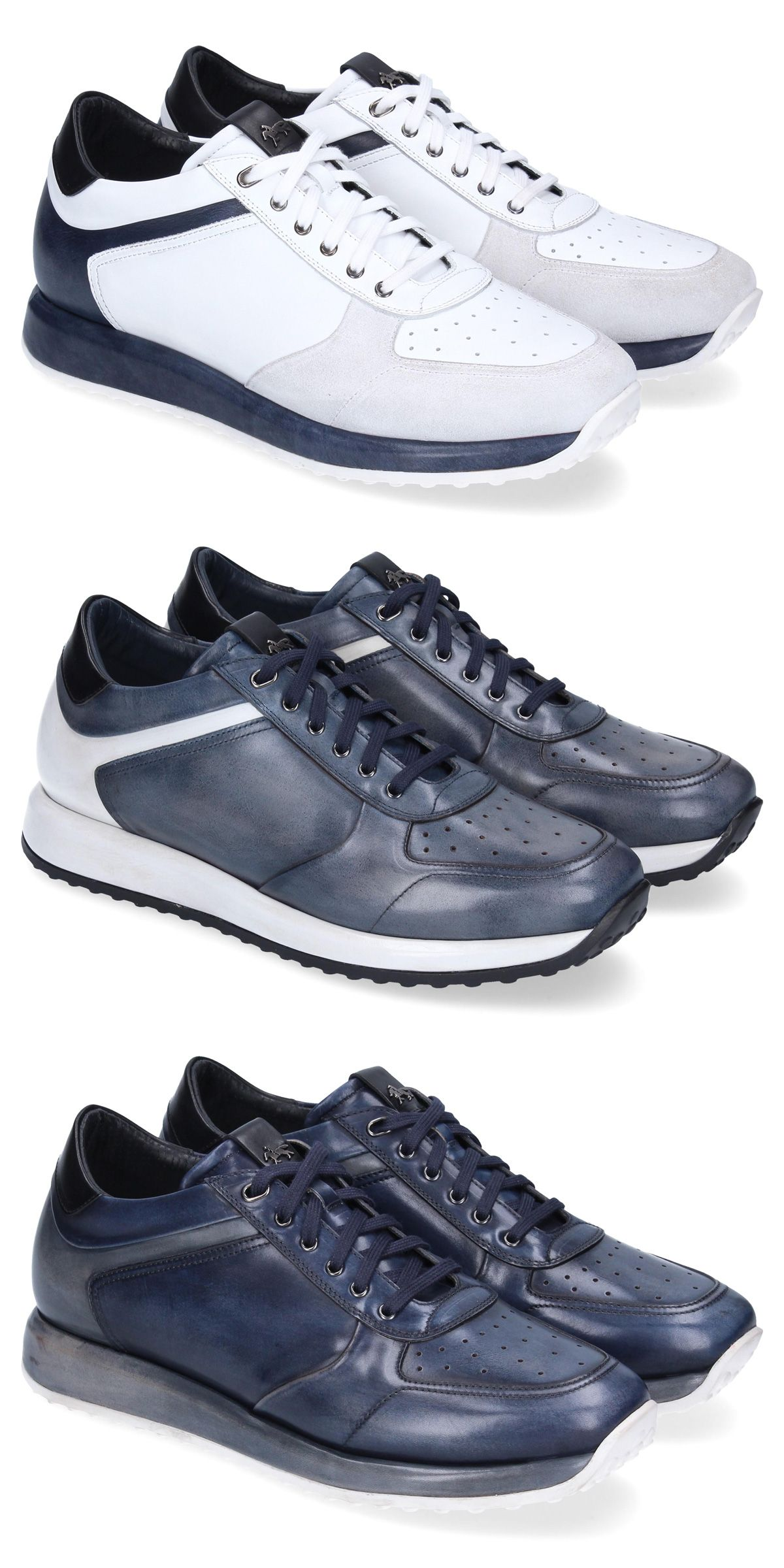 The new Franceschetti idea about the running sneakers
