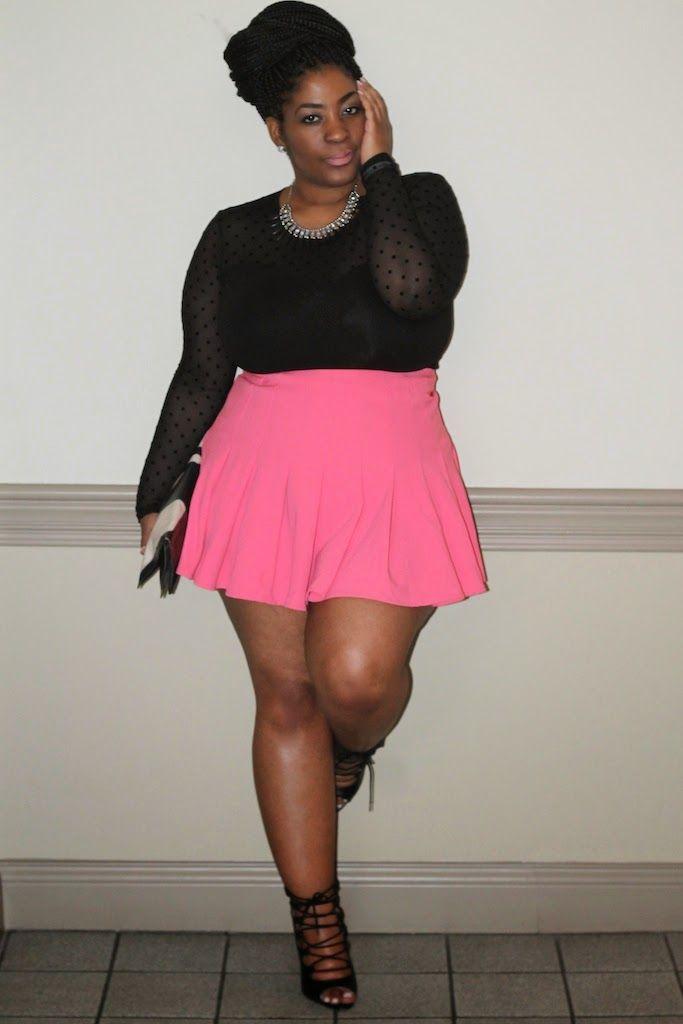 StyleCHIC360+hm-skirt-hm-blouse-detroit-fashion-blogger-plus-size ...